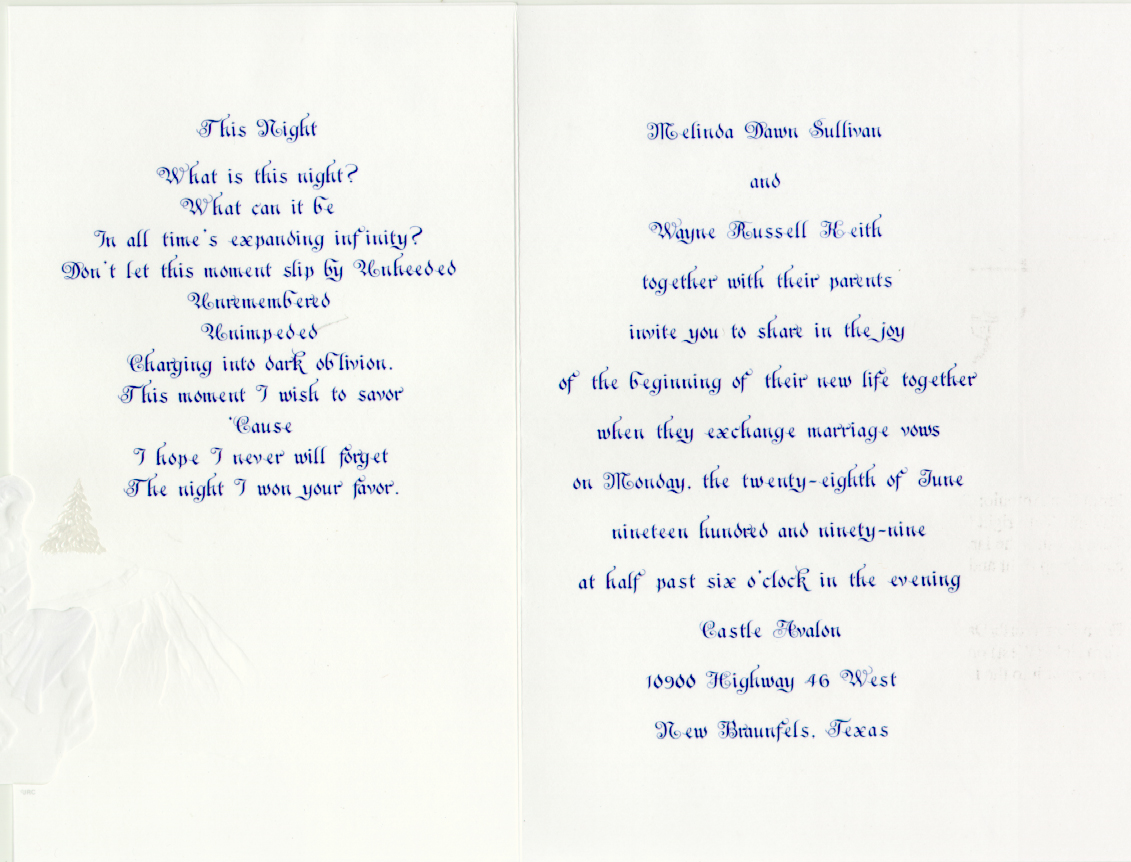 wedding poems for invites - 28 images - christian wedding invitation ...